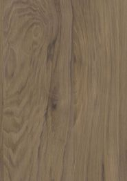 ALKOREN printed self-adhesive DARK ROCKFORD HICKORY